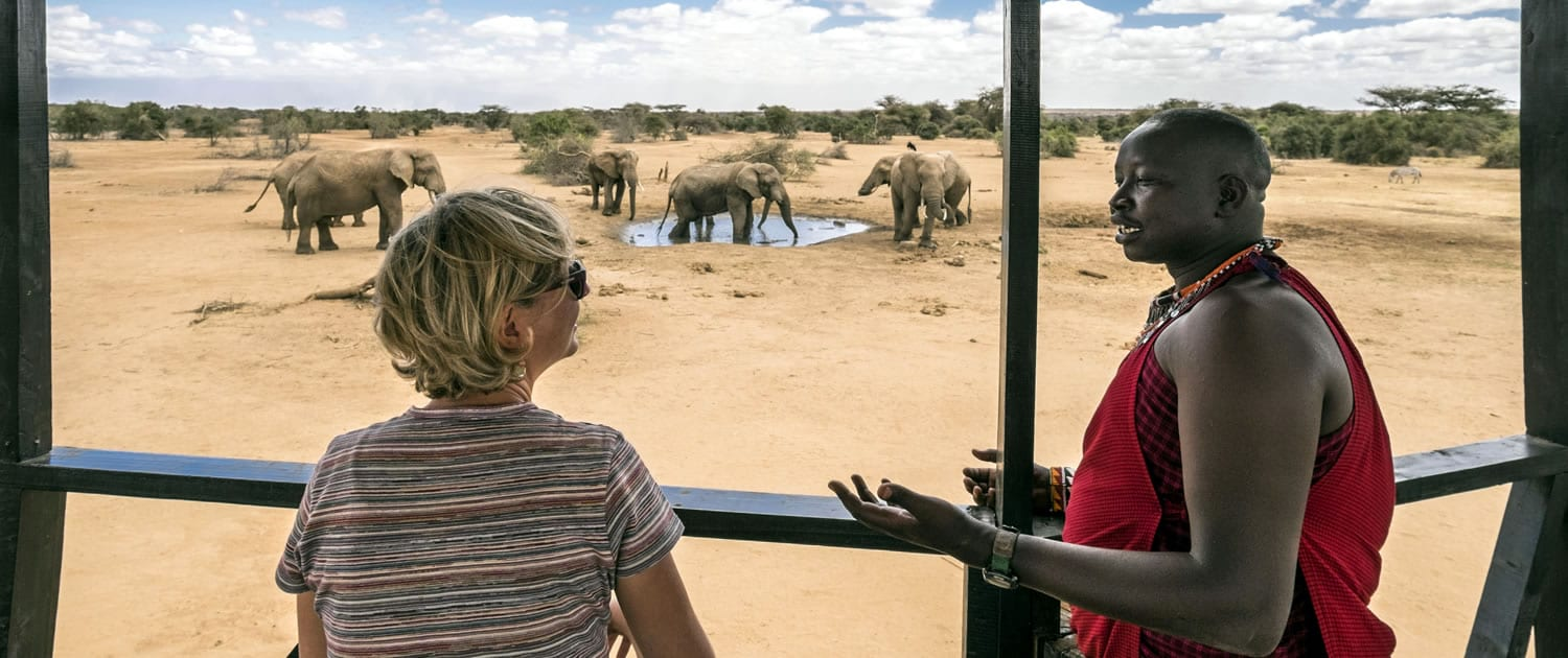 Home  Ecotourism Kenya Leadership  Mentorship Program